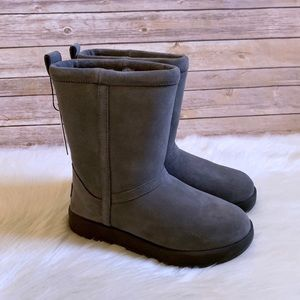 UGG Metal Classic Short Waterproof Boots